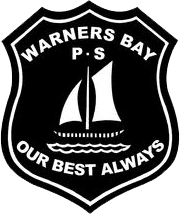 Warners Bay Public School logo